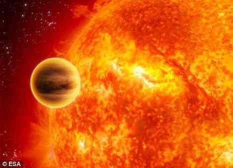 Astronomers Discover Hottest Planet In the Constellation