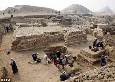 4,300 Year-Old Pyramid Discovered In Egypt
