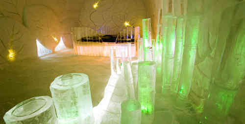 Looking For A Unique Winter Vacation? Visit The Ice Hotel