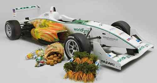 The Almost Edible Formula Car Kids News Article