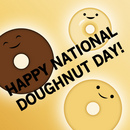 June 4th Is National Donut Day!