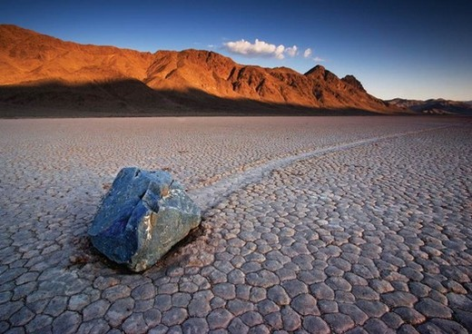 Death Valley Mistery