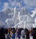 China's Ice And Snow Sculpture Extravaganza