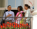 Justin Bieber & J.K. Rowling Rock At 2010 White House Easter Egg Roll!