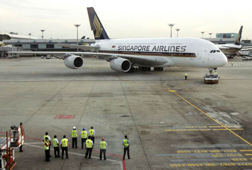 The World's Largest Passenger Plane