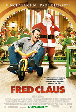 Fred Claus - Released In Theatres On Nov 9th