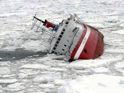 The Modern Day Titanic