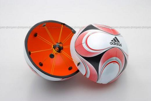 The Intelligent Soccer Ball!