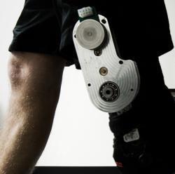 Bionic Power - generate electricity while you walk!