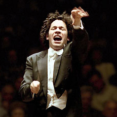 Gustavo Dudamel - the new music maestro!