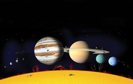 A New Way To Learn About The Solar System
