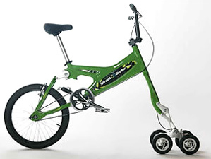 Move Over Bicycles - Here Comes the StreetSurfer!