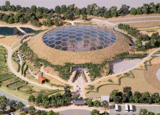 Coming Soon - The World's Biggest Butterfly House