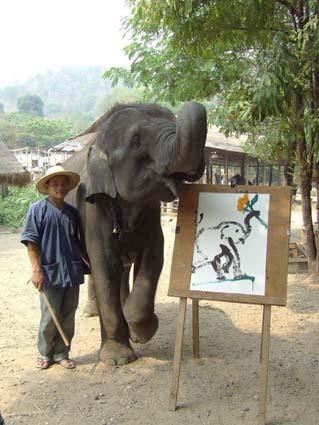 Elephant Artists