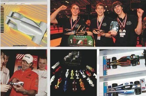 The Formula One Technology Challenge