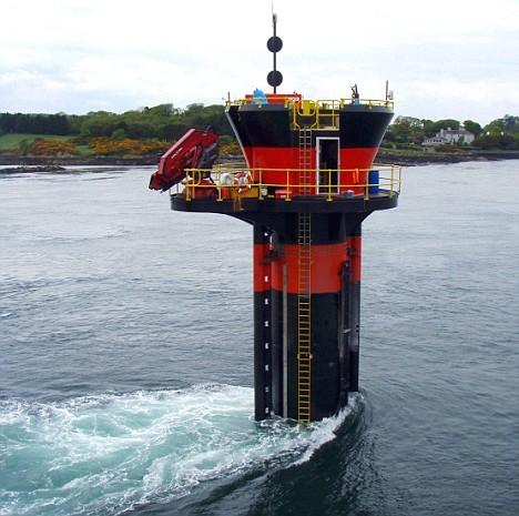 Harnessing Tidal Power