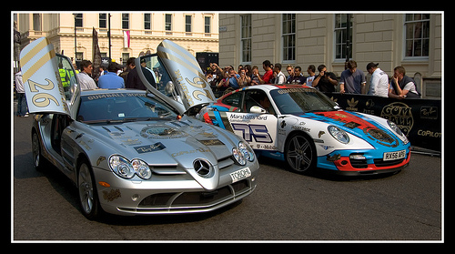 Gumball 3000 Rally Begins In San Francisco