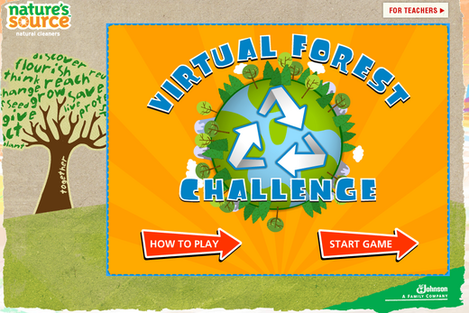 Virtual Forest Challenge