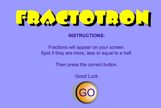 Learn Your Fractions