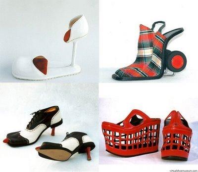 Outrageous Designer Shoes Outrageous Shoe Designs