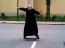 Video Of The Week - Hungary's Skateboarding Priest