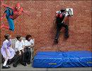 Hibiki Kono A.K.A Spiderboy