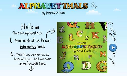 Alphabetimals