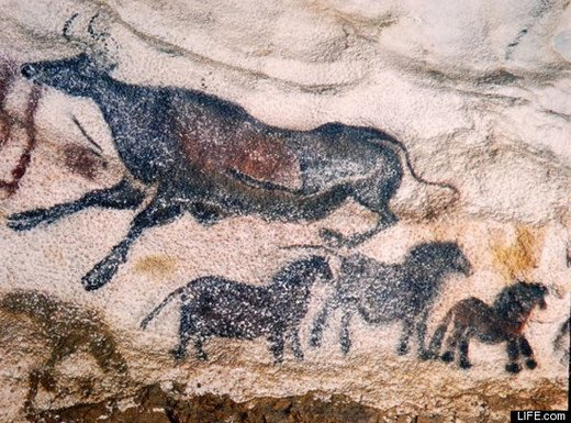 The Caves Of Lascaux