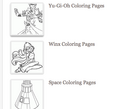 3 2 1 Coloring Pages