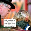 Legendary Groundhog Predicts Spring In Two Weeks!