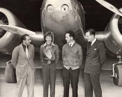 Amelia Earhart P3