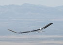 Solar-Powered Plane Keeps Going And Going And . . .