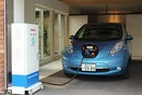 Nissan Brings 'LEAF' Power To Homes