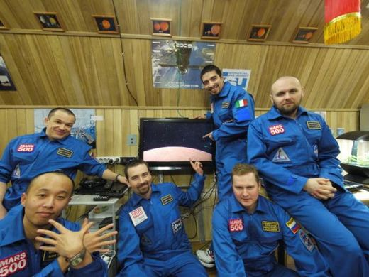 Mock Mission To Mars Is A Success