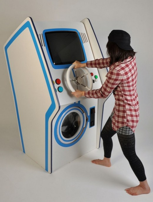 Why Can T All Laundry Machines Be This Cool Kids News Article