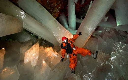 The Crystal Caves Of Chihuahua
